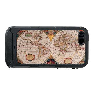 Vintage Weltkarte circa 1600 Incipio ATLAS ID™ iPhone 5 Hülle