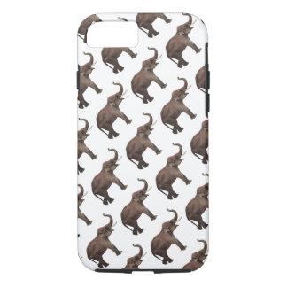 Vintage wilde Tiere, viel Glück-asiatische iPhone 8/7 Hülle