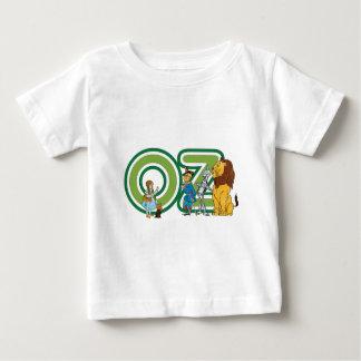 Vintage Zauberer- von Ozcharaktere und Baby T-shirt