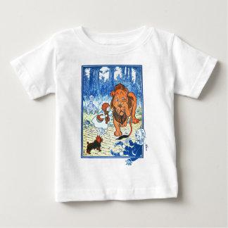 Vintage Zauberer- von Ozillustration - Dorothy u. Baby T-shirt