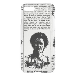 Vintage Zeitung Toronto-Leute iPhone 8/7 Hülle