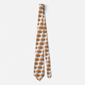 Vintage Zigarren-Aufkleber-Kunst, roter Individuelle Krawatte