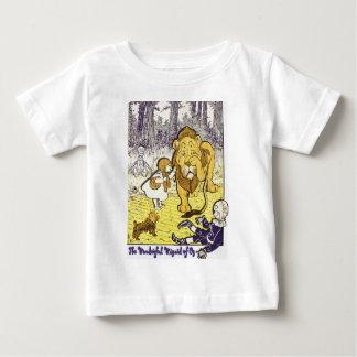 Vintager 1. Ausgaben-Druck Zauberers von Oz Baby T-shirt