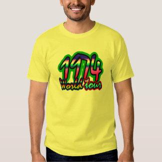 Vintager 74 Weltausflug Shirts