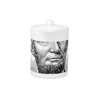 Vintager Abe Lincoln Fehlschlag