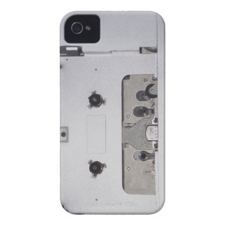 Vintager Achtzigerjahre Kassettenrecorder Case-Mate iPhone 4 Hülle