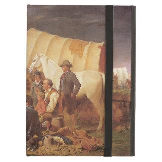 Vintager amerikanischer Westen, Rat auf Grasland