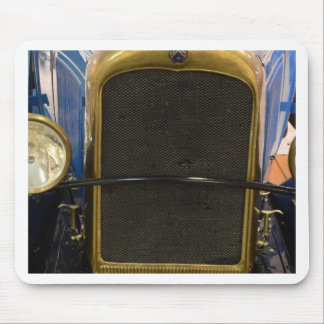 Vintager Auto-Grill Mousepad