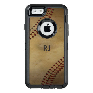 Vintager Baseball OtterBox iPhone 6/6s Hülle