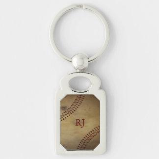 Vintager Baseball Schlüsselanhänger