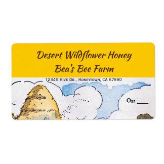 Vintager Bienenstock-kundenspezifische