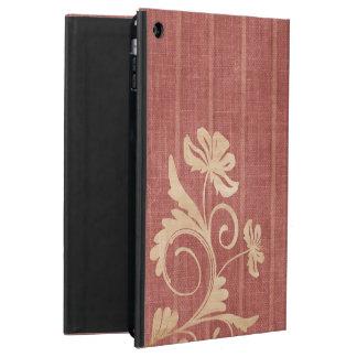 Vintager Blume iPad Fall