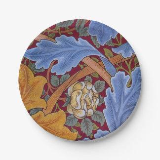 Vintager Blumenentwurf Williams Morris St James Pappteller