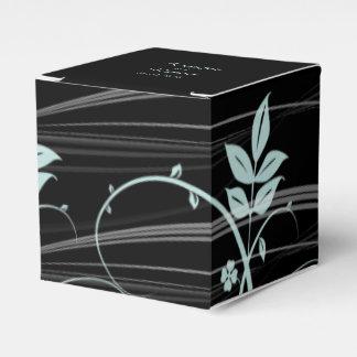 Vintager Blumenordnungs-Gastgeschenk Geschenkschachtel