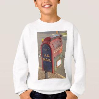 Vintager Briefkasten Sweatshirt