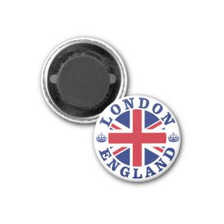 Vintager BRITISCHER Entwurf Londons Magnete