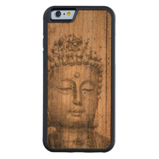 Vintager Buddha-Yoga-Glaube Bumper iPhone 6 Hülle Kirsche