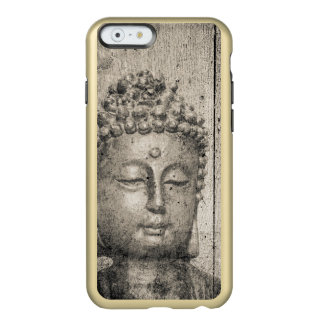 Vintager Buddha-Yoga-Glaube Incipio Feather® Shine iPhone 6 Hülle