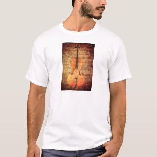 Vintager Cello T-Shirt
