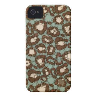 Vintager Cheetah iPhone 4 Etuis