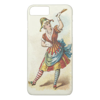 Vintager Clown iPhone Fall iPhone 8 Plus/7 Plus Hülle