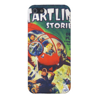 Vintager Comic Iphone Fall iPhone 5 Etuis