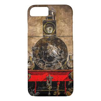 Vintager Dampf-Zug - der Veteran iPhone 8/7 Hülle
