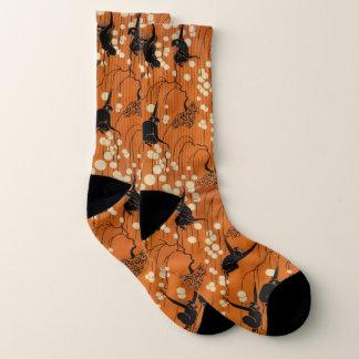 Vintager Deko-Moderne Affen Socken