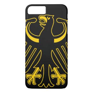 Vintager deutscher Adler iPhone 8 Plus/7 Plus Hülle