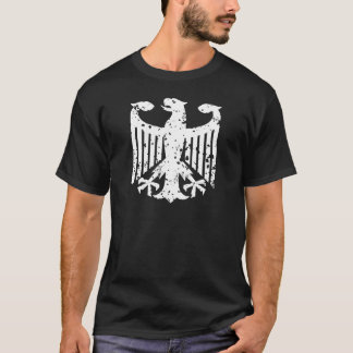 Vintager deutscher Adler T-Shirt