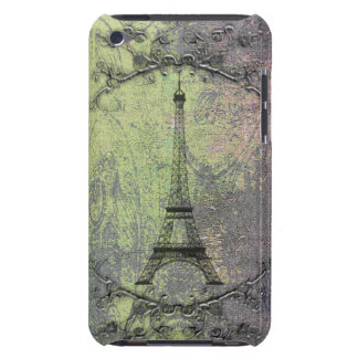 Vintager Eiffel-Turm iPod Case-Mate Hülle