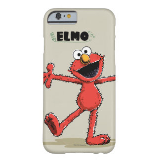 Vintager Elmo Barely There iPhone 6 Hülle