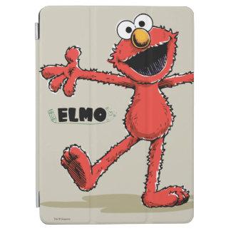 Vintager Elmo iPad Air Hülle