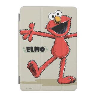 Vintager Elmo iPad Mini Hülle