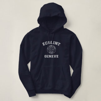 Vintager Entwurf mit Kapuze Ecolint Sweatshirt