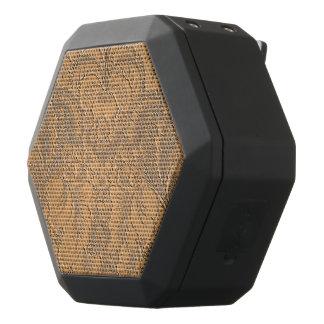 Vintager Entwurf Schwarze Bluetooth Lautsprecher