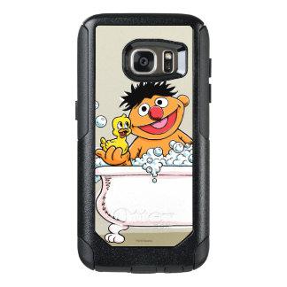 Vintager Ernie in der Badewanne OtterBox Samsung Galaxy S7 Hülle