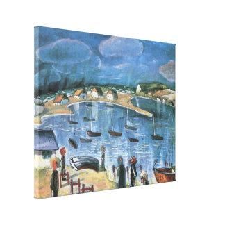 Vintager Expressionismus, Hidensee durch Walter Leinwanddruck