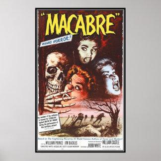 Vintager Film-Horror - Poster