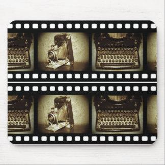 Vintager Film Mousepad