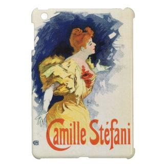 Vintager französischer weiblicher Künstler Camille iPad Mini Hülle