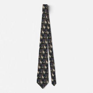 Vintager Geschäfts-Auto-Mechaniker, Individuelle Krawatten