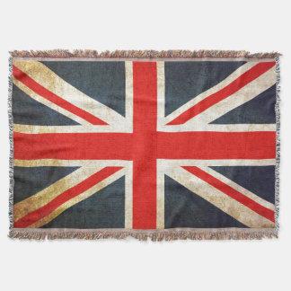 Vintager Gewerkschafts-Jack-britische Decke