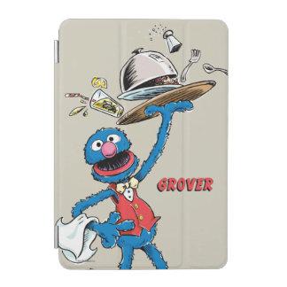 Vintager Grover der Kellner iPad Mini Hülle