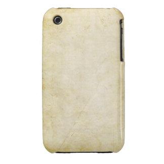 Vintager Grunge-Entwurfs-BlackBerry-Kurvenkasten Case-Mate iPhone 3 Hüllen