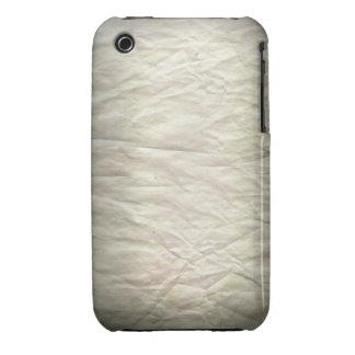 Vintager Grunge-Entwurfs-BlackBerry-Kurvenkasten iPhone 3 Case-Mate Hülle