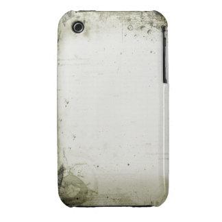 Vintager Grunge-Entwurfs-BlackBerry-Kurvenkasten iPhone 3 Hüllen