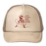 Vintager guter Cowgirls-Hut