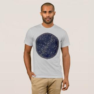 Vintager himmlischer T-Shirt