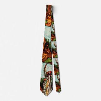 Vintager Inder Krawatte